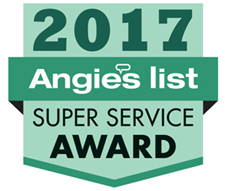 Angie's List 2017 Award